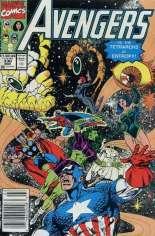 Avengers (1963-1996) #330 Variant A: Newsstand Edition