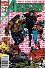 Avengers (1963-1996) #342 Variant A: Newsstand Edition