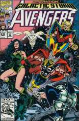Avengers (1963-1996) #345 Variant B: Direct Edition