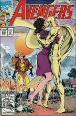 Avengers (1963-1996) #348 Variant B: Direct Edition