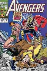 Avengers (1963-1996) #349 Variant B: Direct Edition