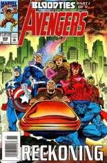 Avengers (1963-1996) #368 Variant A: Newsstand Edition
