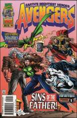 Avengers (1963-1996) #401 Variant B: Direct Edition