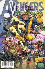 Avengers Forever (1998-2000) #12
