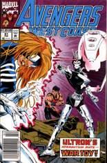 Avengers West Coast (1989-1994) #91 Variant A: Newsstand Edition