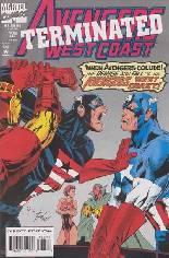 Avengers West Coast (1989-1994) #102