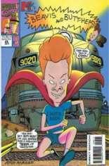 Beavis and Butt-Head (1994-1996) #8