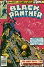 Black Panther (1977-1979) #13 Variant A