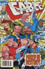 Cable (1993-2002) #2 Variant A: Newsstand Edition