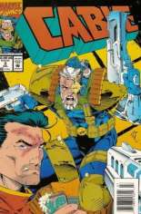 Cable (1993-2002) #3 Variant A: Newsstand Edition