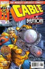 Cable (1993-2002) #46 Variant B: Direct Edition