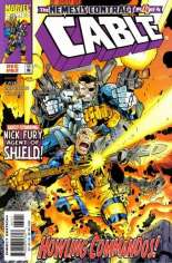 Cable (1993-2002) #62 Variant B: Direct Edition