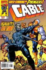 Cable (1993-2002) #67 Variant B: Direct Edition