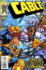 Cable (1993-2002) #74 Variant B: Direct Edition