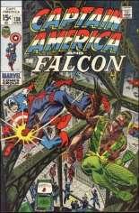 Captain America (1968-1996) #138