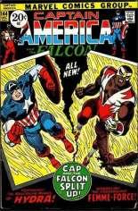 Captain America (1968-1996) #144