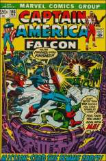 Captain America (1968-1996) #146