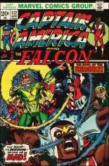 Captain America (1968-1996) #172