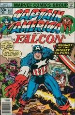 Captain America (1968-1996) #214 Variant A