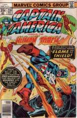 Captain America (1968-1996) #216