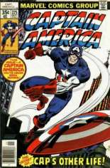 Captain America (1968-1996) #225 Variant A