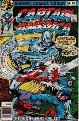 Captain America (1968-1996) #226 Variant A