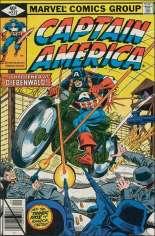 Captain America (1968-1996) #237 Variant B: Direct Edition