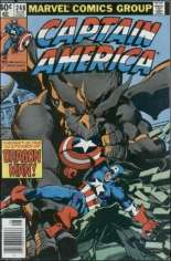 Captain America (1968-1996) #248 Variant A: Newsstand Edition