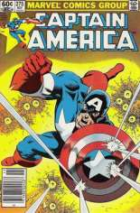 Captain America (1968-1996) #275 Variant A: Newsstand Edition
