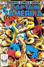 Captain America (1968-1996) #276 Variant B: Direct Edition