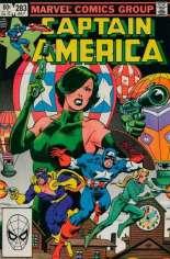 Captain America (1968-1996) #283 Variant B: Direct Edition