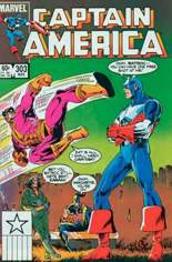 Captain America (1968-1996) #303 Variant B: Direct Edition