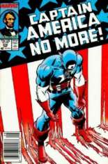 Captain America (1968-1996) #332 Variant A: Newsstand Edition