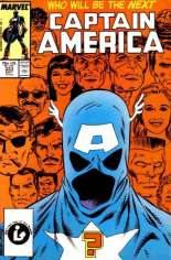 Captain America (1968-1996) #333 Variant B: Direct Edition