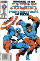 Captain America (1968-1996) #334 Variant A: Newsstand Edition