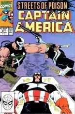 Captain America (1968-1996) #377 Variant B: Direct Edition