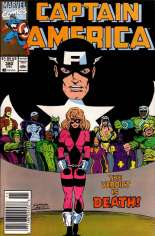 Captain America (1968-1996) #380 Variant A: Newsstand Edition