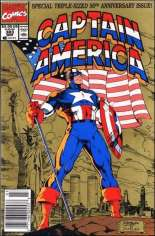 Captain America (1968-1996) #383 Variant A: Newsstand Edition