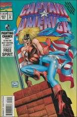 Captain America (1968-1996) #431 Variant B: Direct Edition