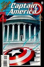 Captain America (1968-1996) #444 Variant B: Direct Edition