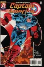 Captain America (1968-1996) #445 Variant B: Direct Edition