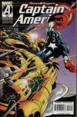 Captain America (1968-1996) #447 Variant B: Direct Edition