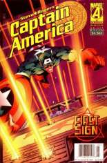 Captain America (1968-1996) #449 Variant A: Newsstand Edition
