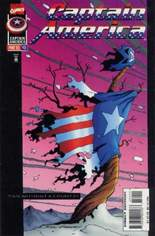 Captain America (1968-1996) #451 Variant B: Direct Edition