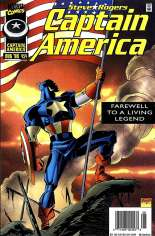 Captain America (1968-1996) #454 Variant A: Newsstand Edition