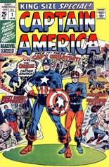 Captain America (1968-1996) #Annual 1
