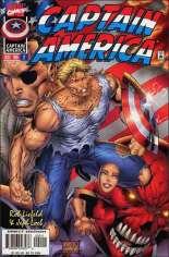 Captain America (1996-1997) #2 Variant B: Direct Edition