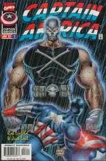 Captain America (1996-1997) #3 Variant B: Direct Edition