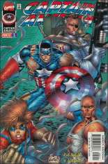 Captain America (1996-1997) #5 Variant A