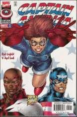 Captain America (1996-1997) #5 Variant B